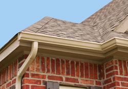 Gutter installation - Welch Roofing of Hartford, CT