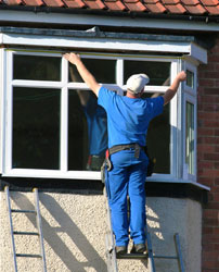 Welch Roofing window replacement service