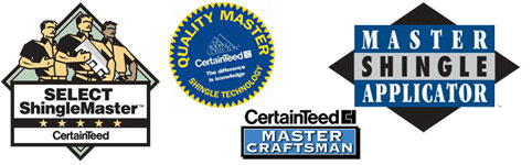 Welch Roofing certifications and credentials
